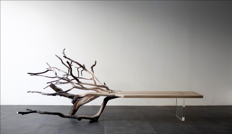 Fallen Tree Handcrafted Industrial Furniture