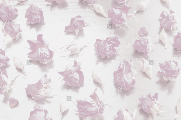delicate pastel pattern