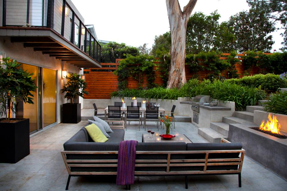 modern concrete patio. Amazing Concrete Patio Design Modern