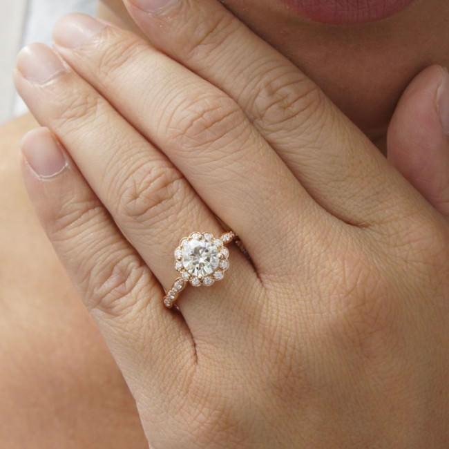 60 Elegant Vintage & Antique Engagement Rings
