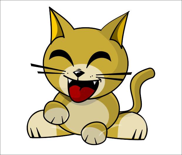 Cool Cat Clipart
