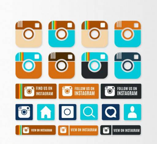 instagram icon pack e1459939800975