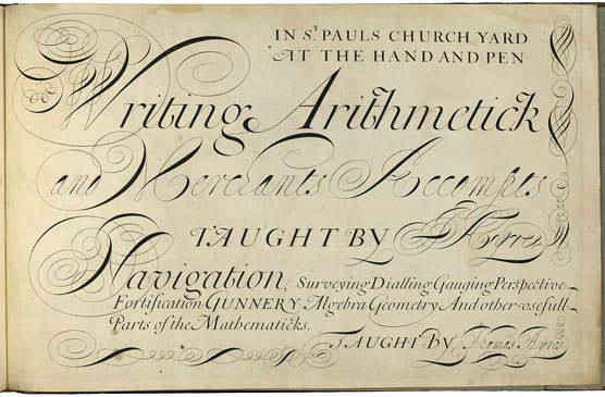 john ayers designed cursive font