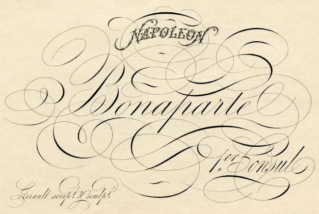 spencerian script napoleon e1460009305704