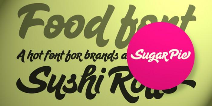 Sugar Pie Funky Font