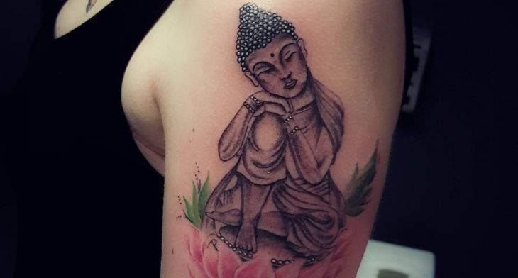 f273c32ab 27+ Buddha Tattoo Designs, Ideas | Design Trends - Premium PSD ...