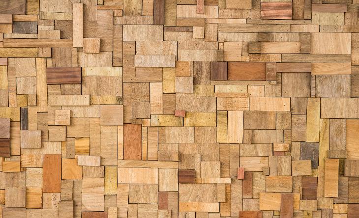 Hardwood Pattern Design Background