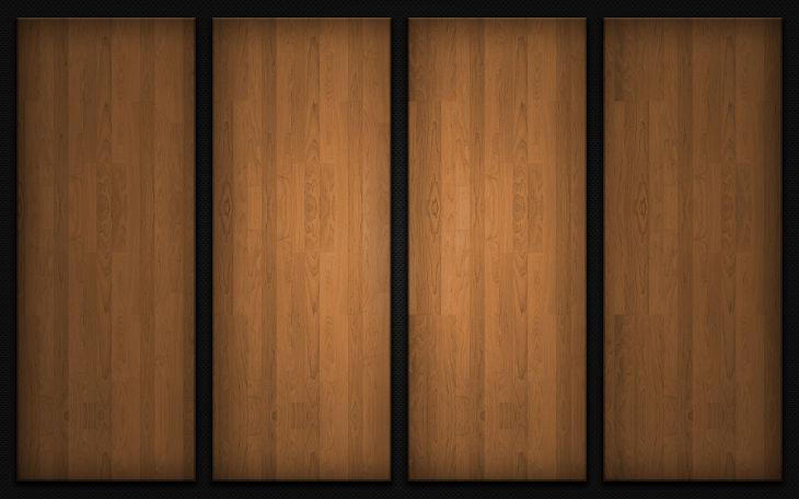 Hardwood Desktop Wallpaper
