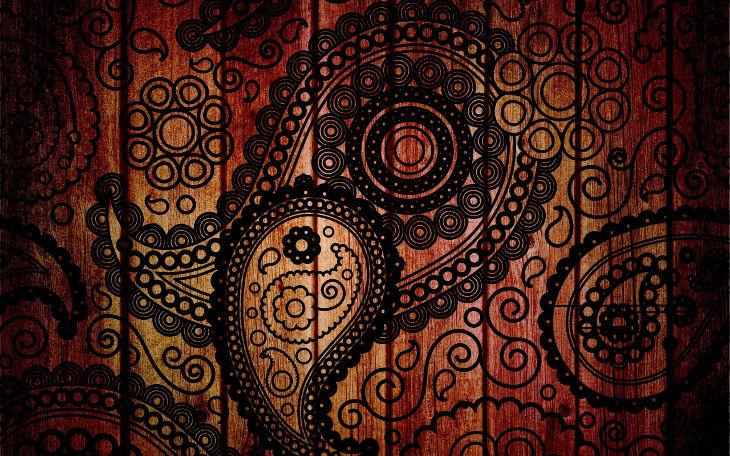Pattern Wood HD Background