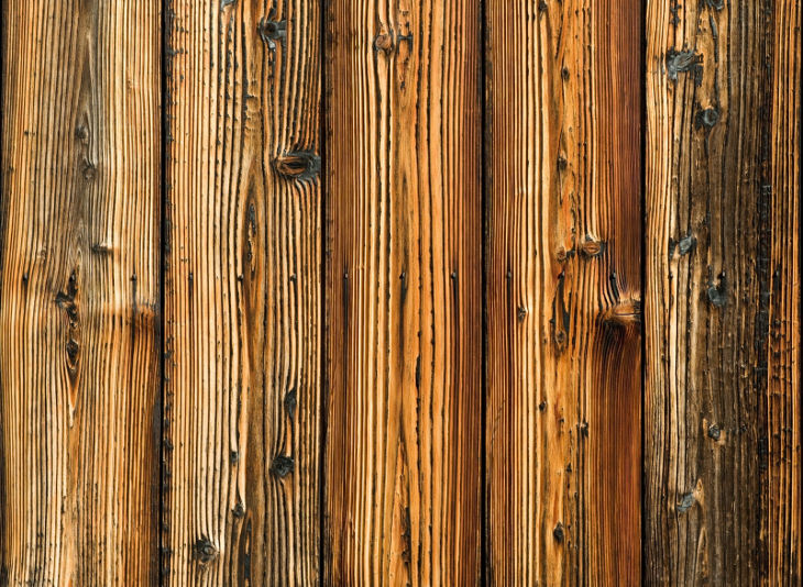 Rustic Hardwood Background
