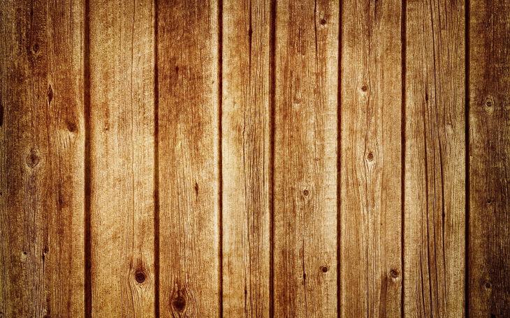 Retro Wood Pattern Background