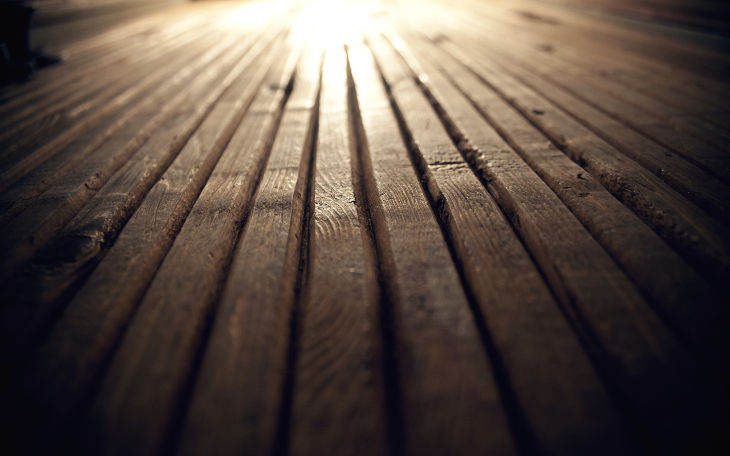 Patterned Wood HD Background