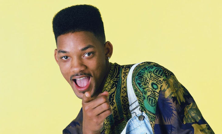 Will Smiths Black Top Fade Hairstyle