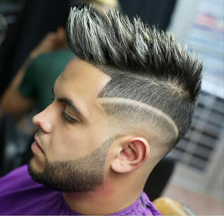26 High Top Fade Haircut Designs Ideas Hairstyles Design