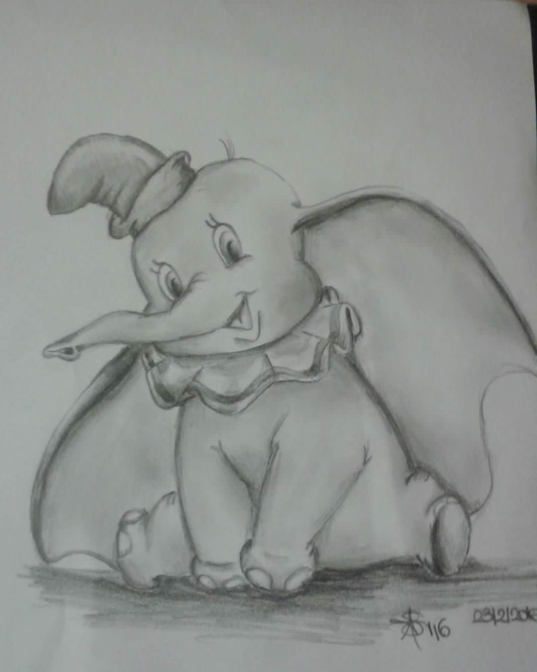 Little Dumbo from Disney