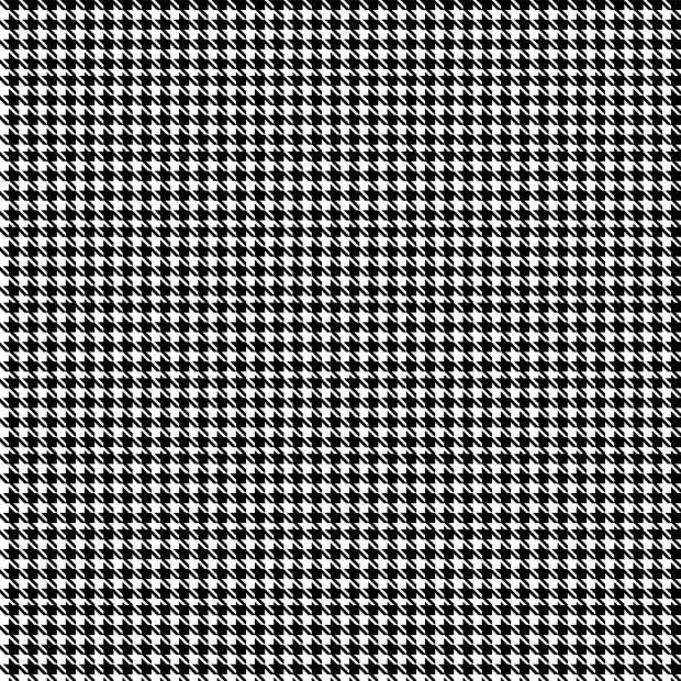 Houndstooth Pattern Photoshop Brush