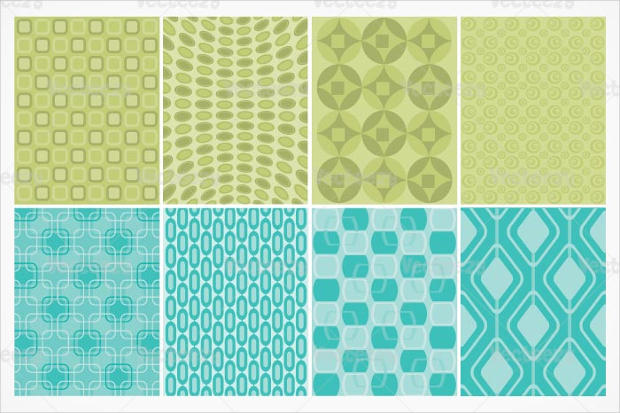 Funky Retro Vector Patterns