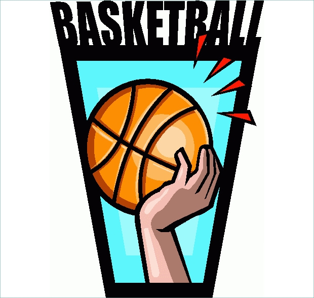 Cool Basketball Clipart