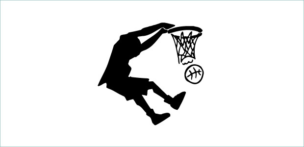 Awesome Basketball Clipart