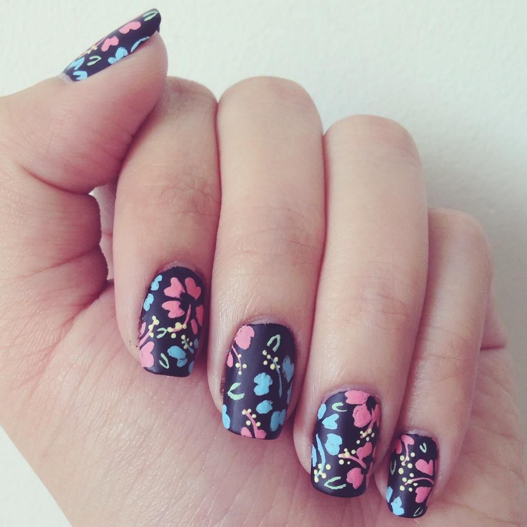 Creative Nail Art For Women