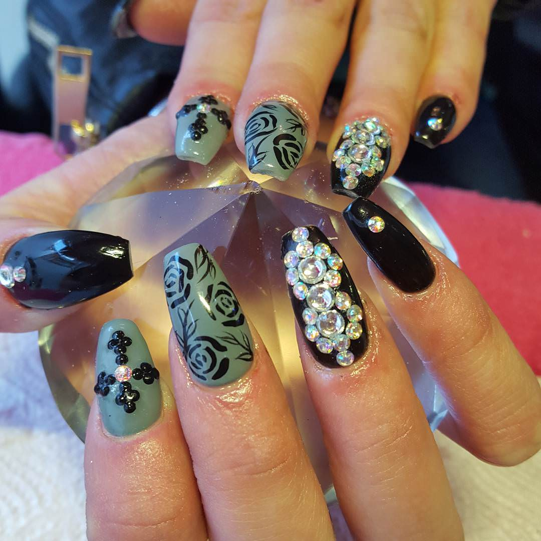 Stylish Nail Design For Women