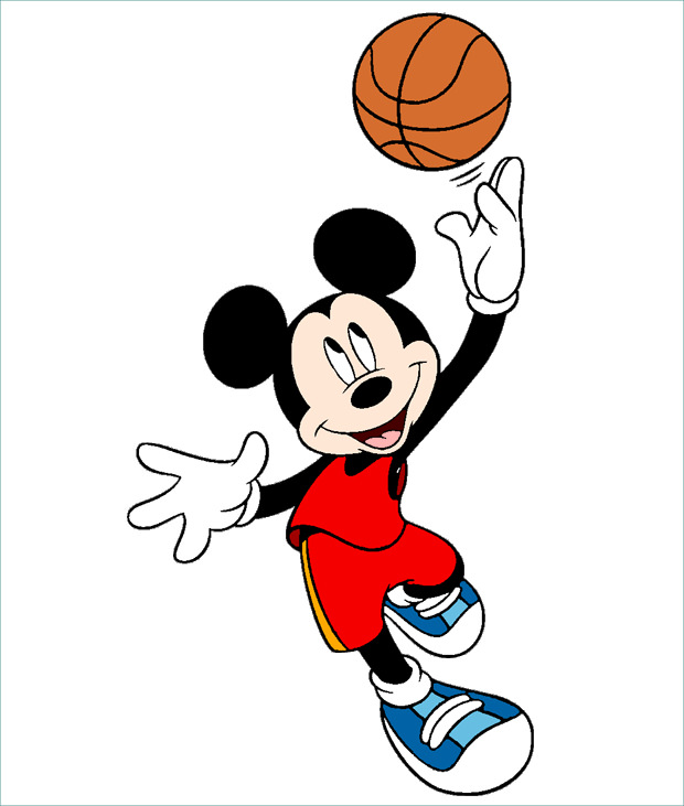 mickey mouse karate clipart - photo #23