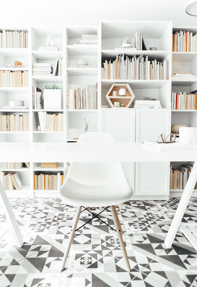 cool office tiles design