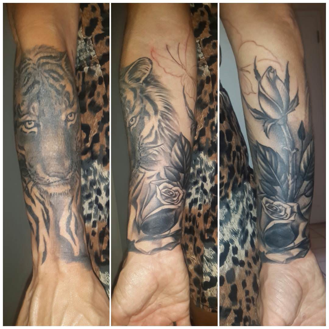 23+ Forearm Sleeve Tattoo Designs, Ideas | Design Trends - Premium ...