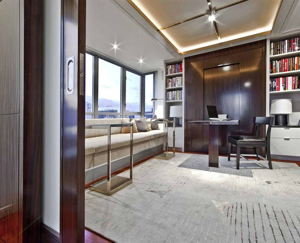 Stylish Scandinavian Home Office Design
