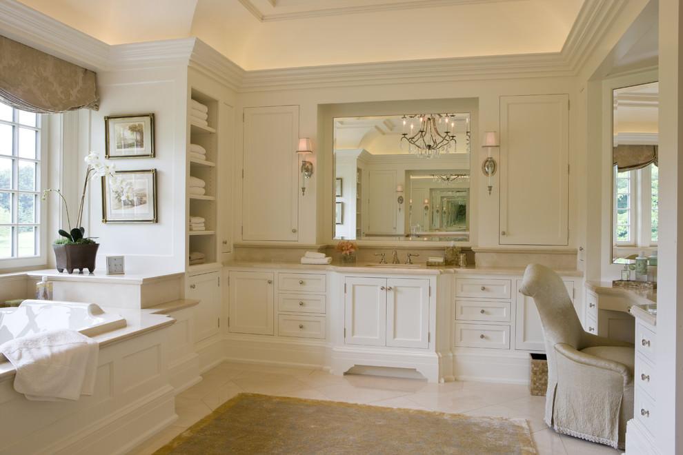 weston residence traditional bathroom
