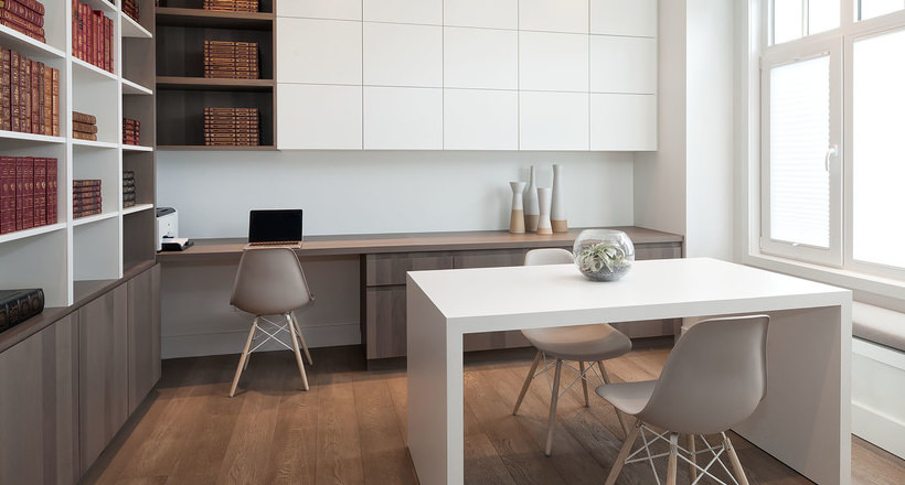 Design Trends Premium: 22+ Scandinavian Home Office Designs, Decorating Ideas