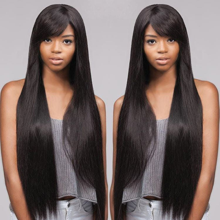 Miraculous 15 Long Straight Haircut Ideas Designs Hairstyles Design Trends Short Hairstyles For Black Women Fulllsitofus