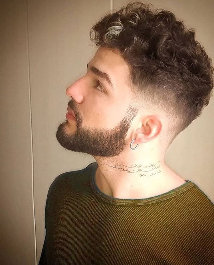 Hairstyles Shaved Sides 30