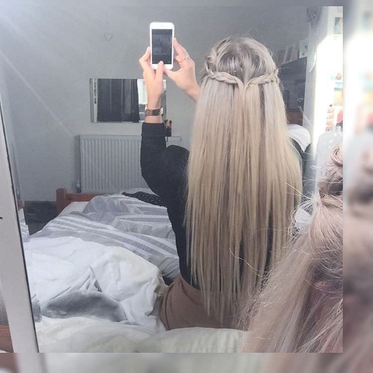amazing long hairstyle