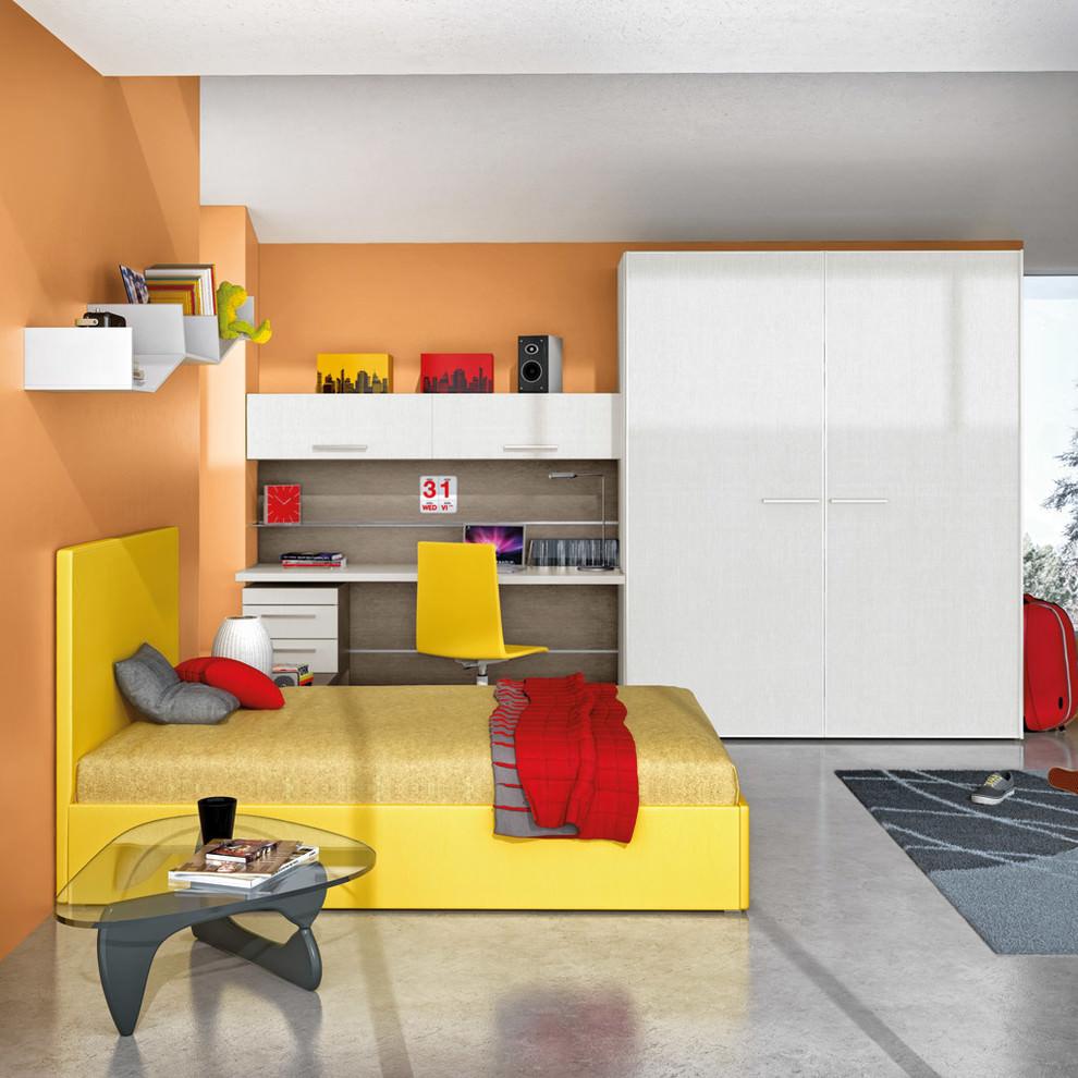 modern teen work space design