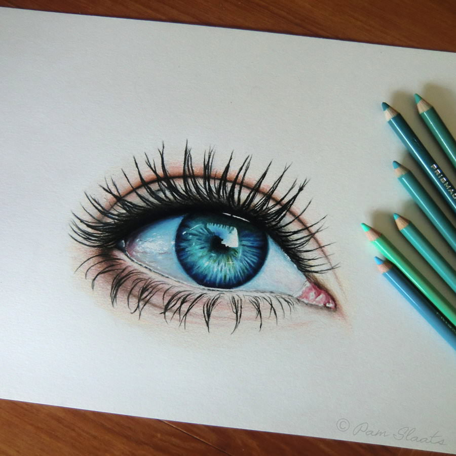 Eye Drawing: 18+ Collection Of Pencil Drawing Of Eye Drawings, Art