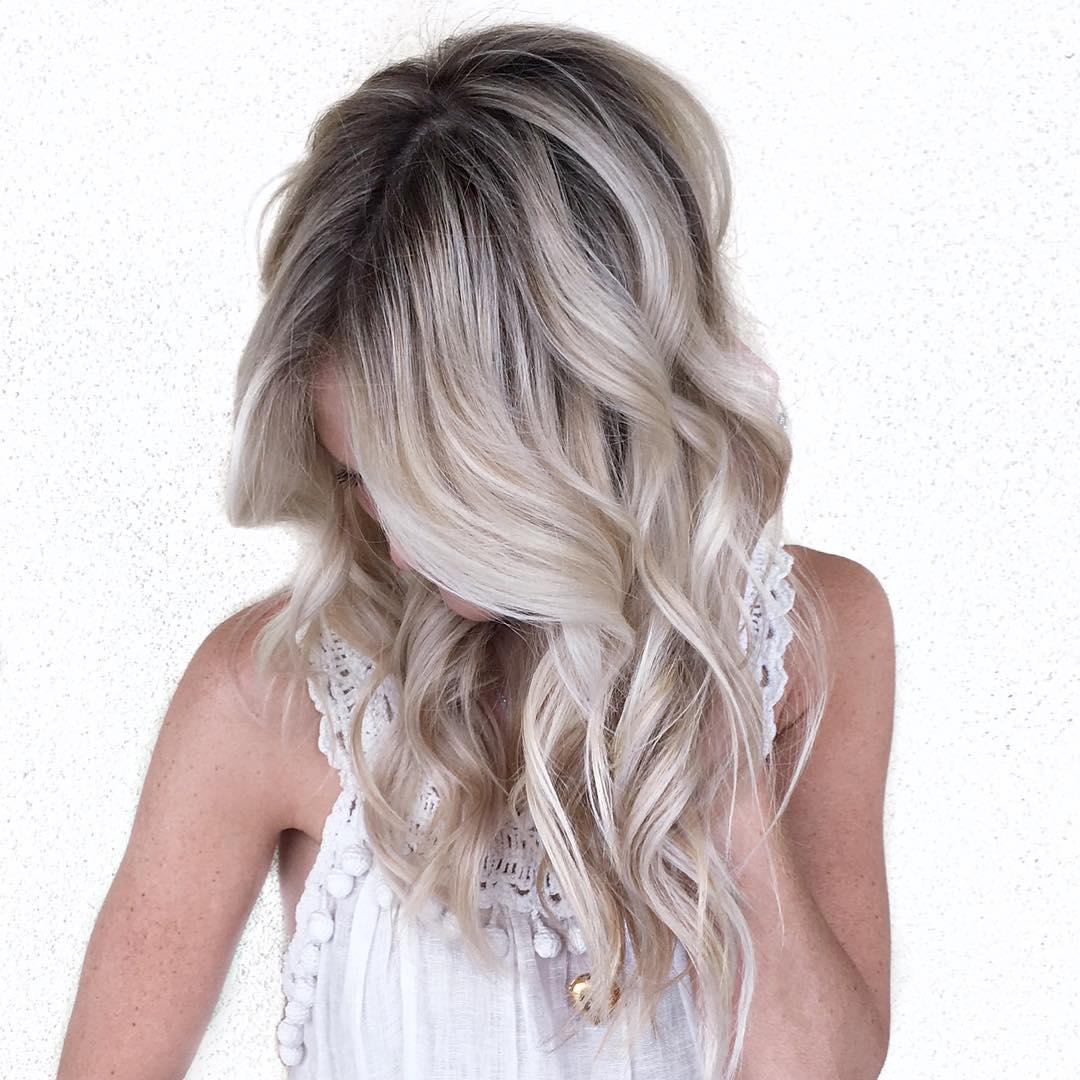Formal Wavy Hair