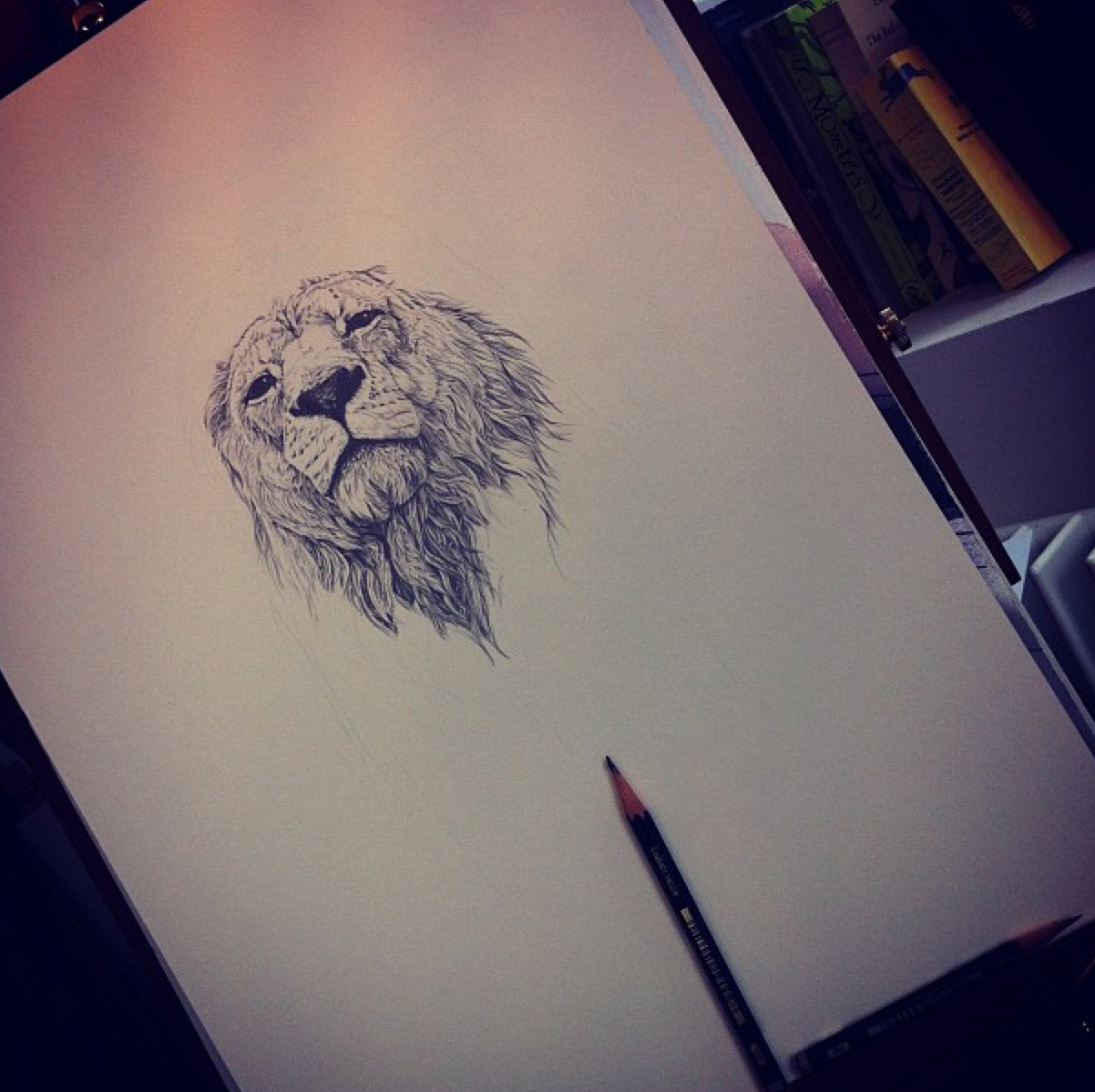 19 Lion Drawing Art Ideas Sketches Design Trends Premium Psd Vector Downloads