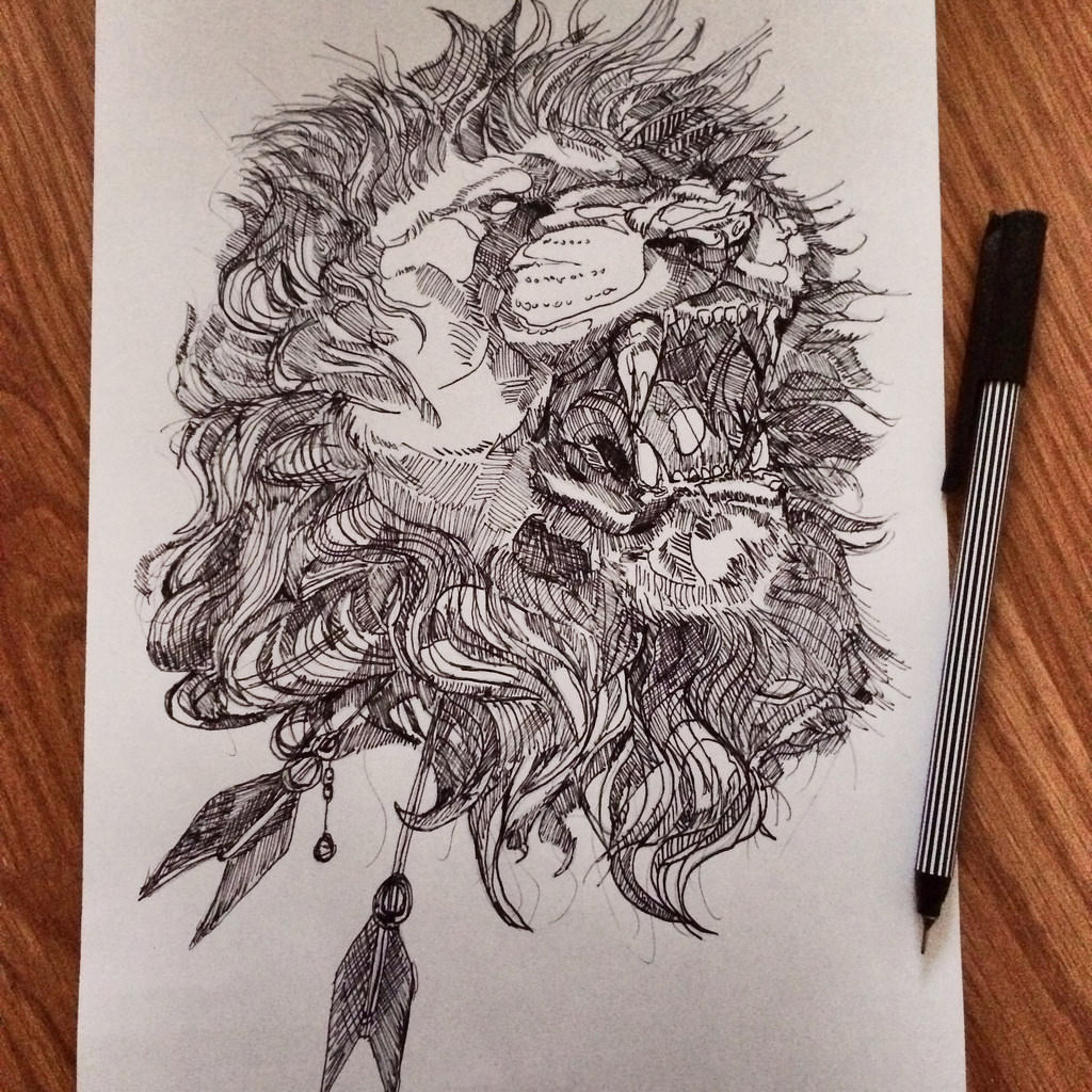 artistic sketch