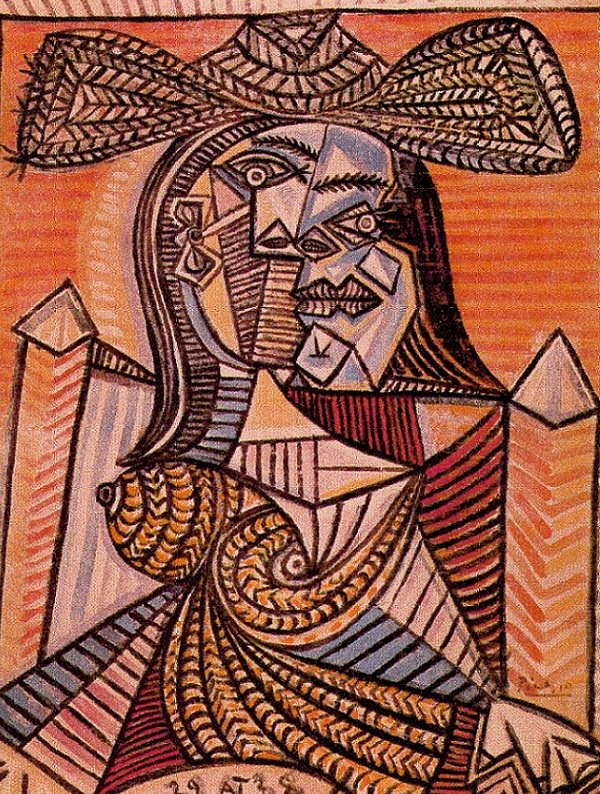 Seated Woman 1938