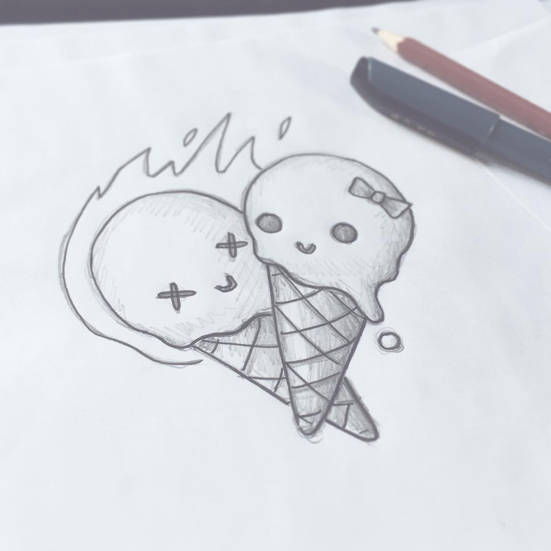 Ice cream Pair