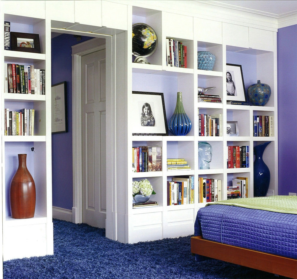 25 cube wall shelves furniture designs ideas plans - Bedroom wall shelves decorating ideas ...