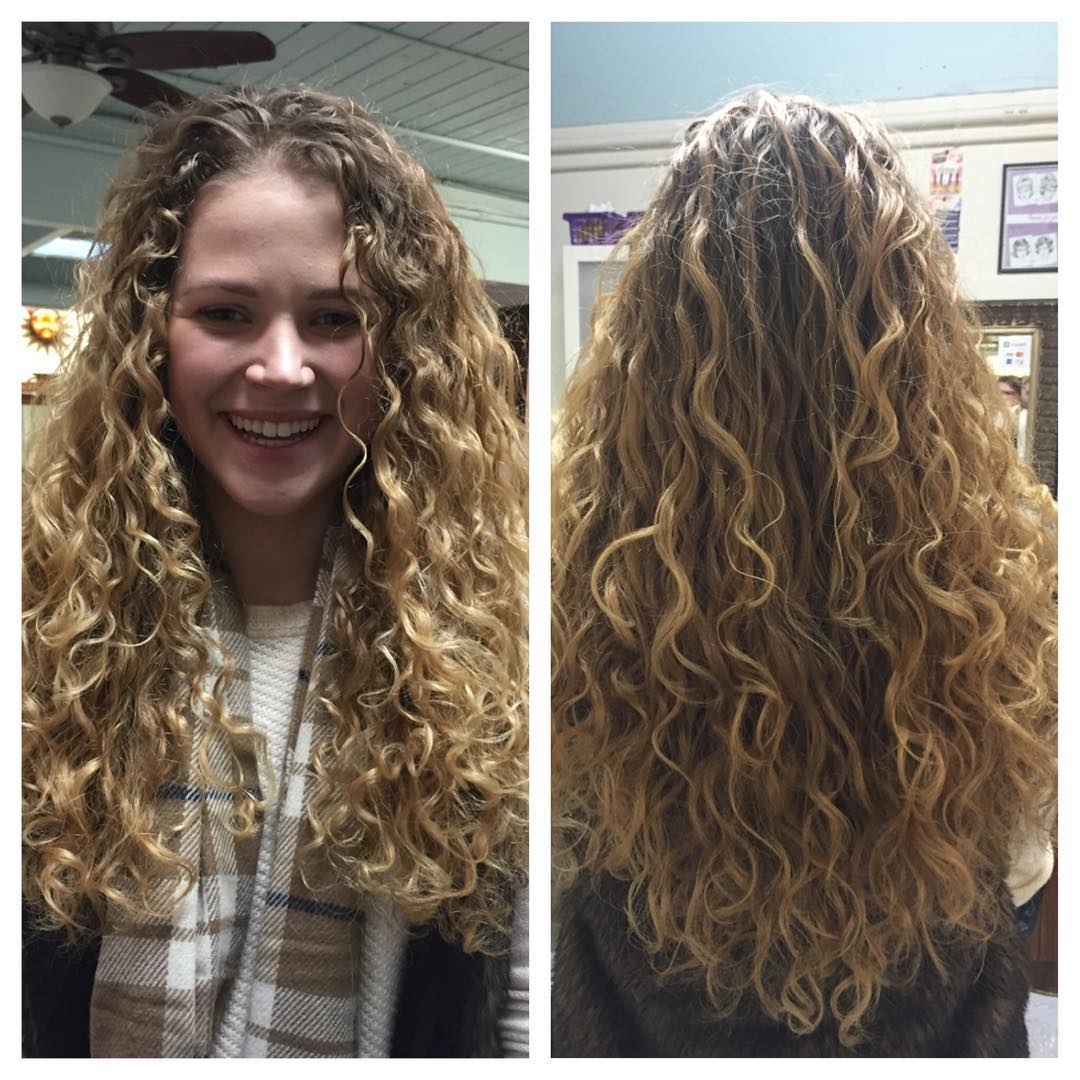 Marvelous 20 Long Curly Haircuts Ideas Hairstyles Design Trends Short Hairstyles For Black Women Fulllsitofus