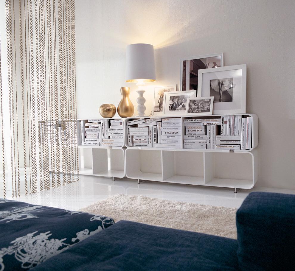 Contemporary Modern Shelves Designs
