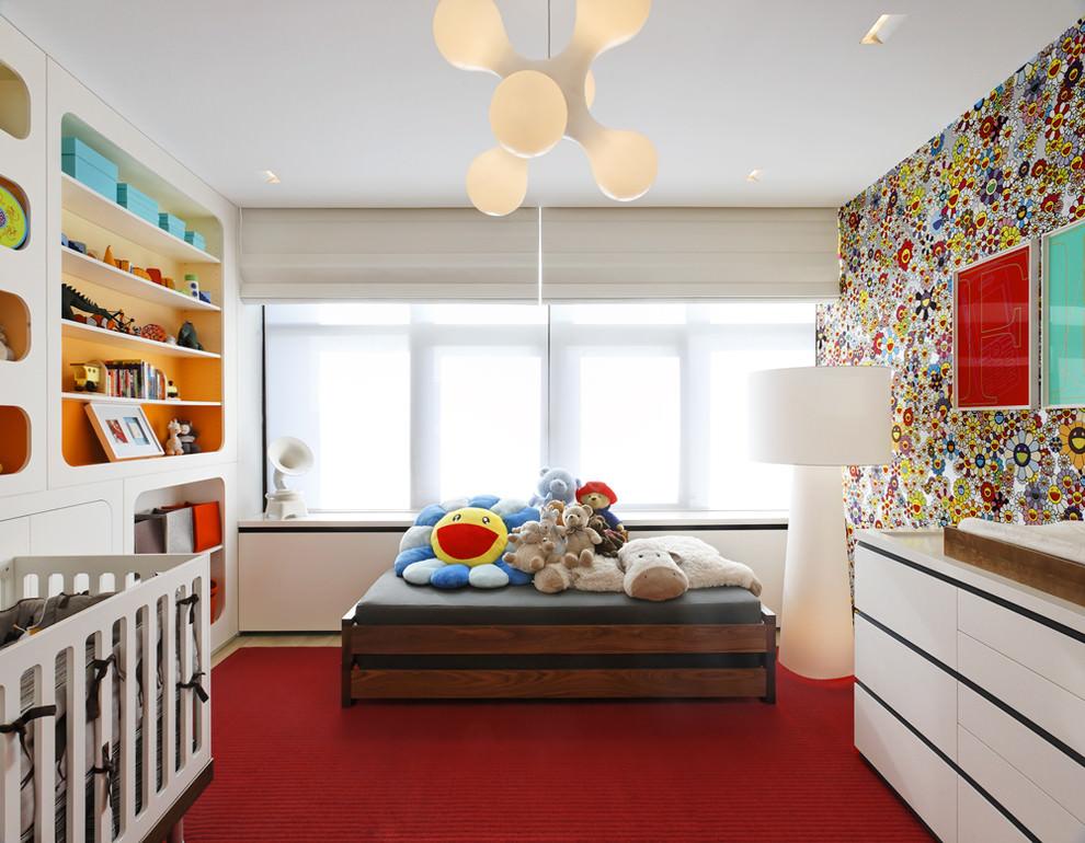 Amazing Modern Shelves Designs