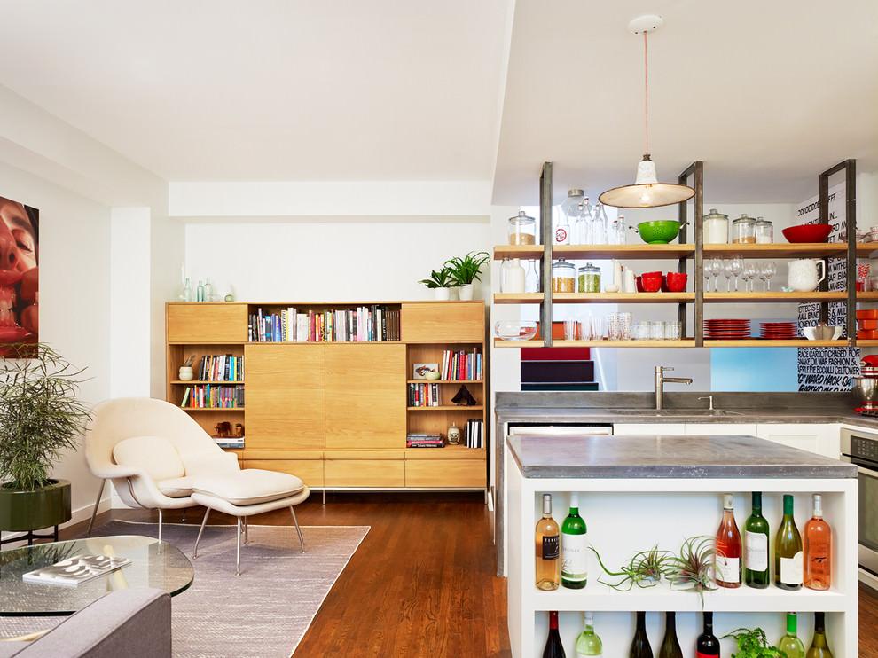 Classy Modern Shelves Designs