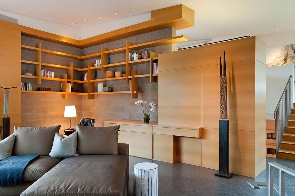 Sophisticated Modern Shelves Designs