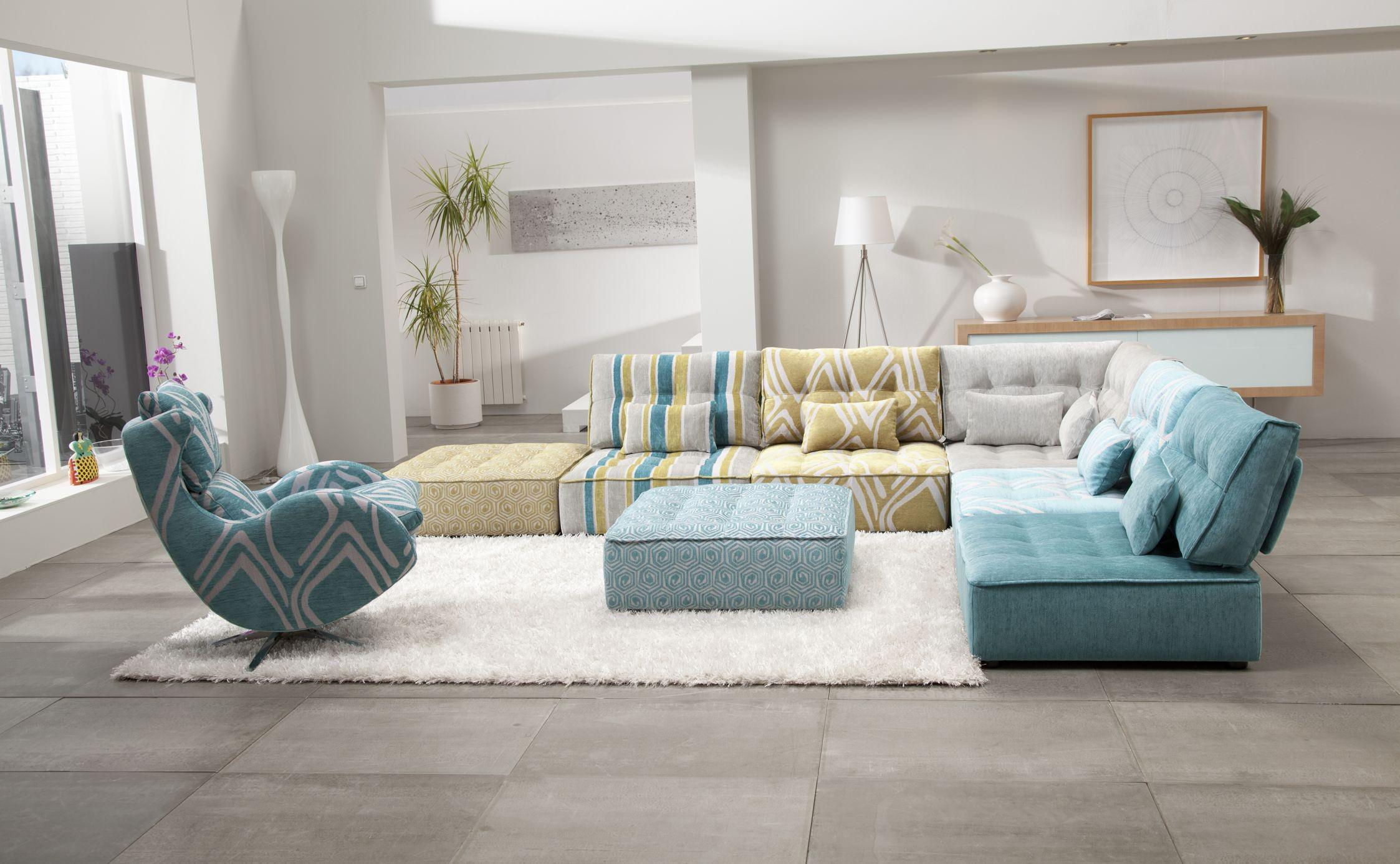 20+ Modular Sectional Sofas Designs, Ideas, Plans, Model ...