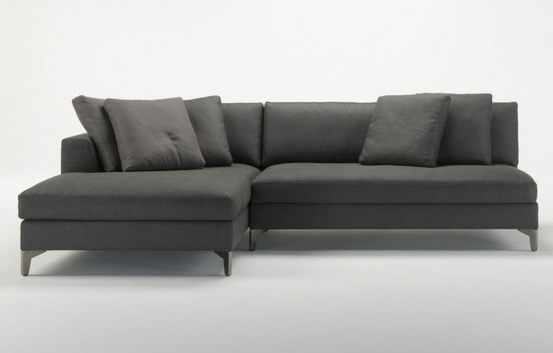 Cool Grey Modular Sofa