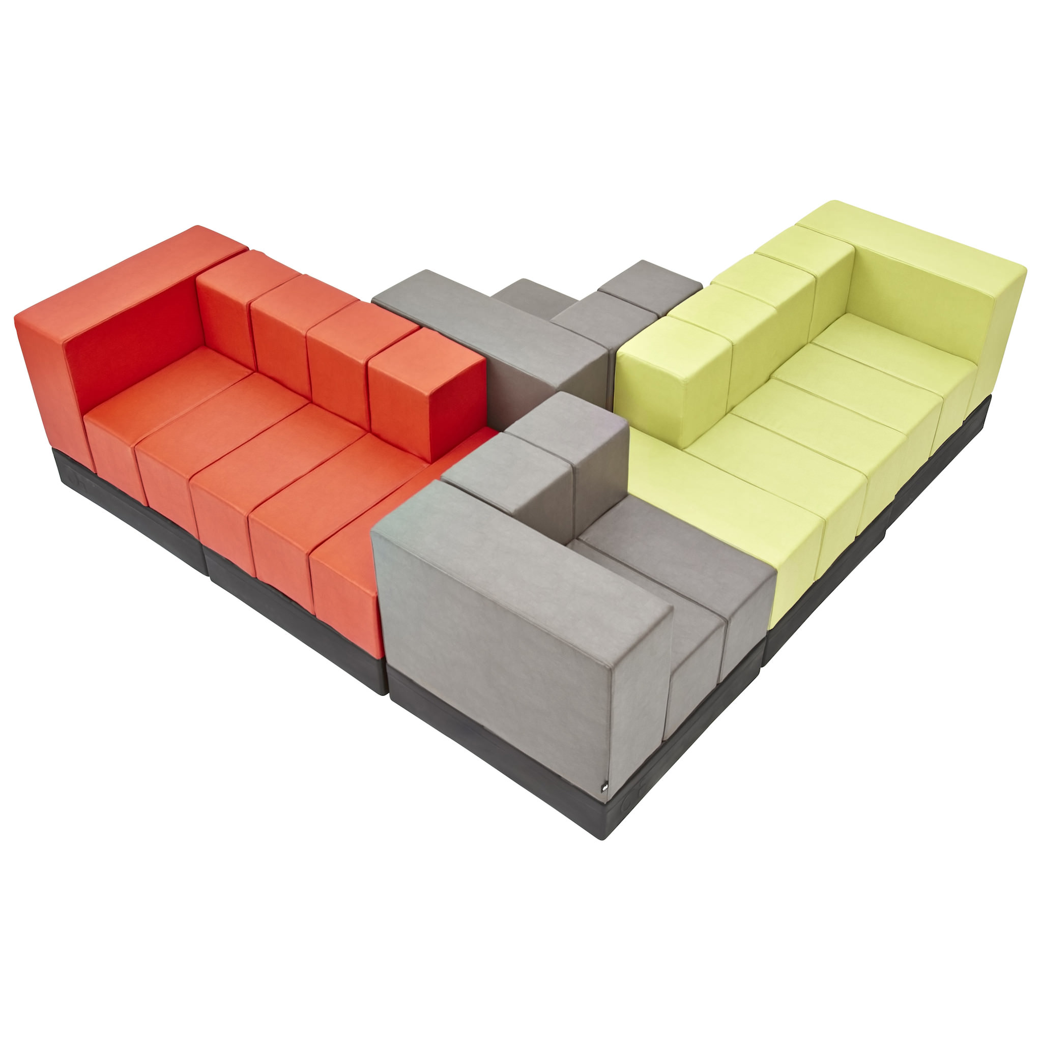 Cellular Modular Sectional Sofa